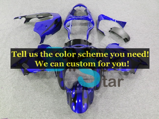 custom fairing kits fit for Kawasaki Ninja ZX-9R 1994 1995 1996 1997